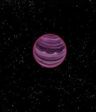 It's just a newborn in planetary terms, and it's drifting all alone in space without a star to orbit. The solitary life of this newly discovered planet, with the catchy name PSO J318.5-22, has astronomers excited.