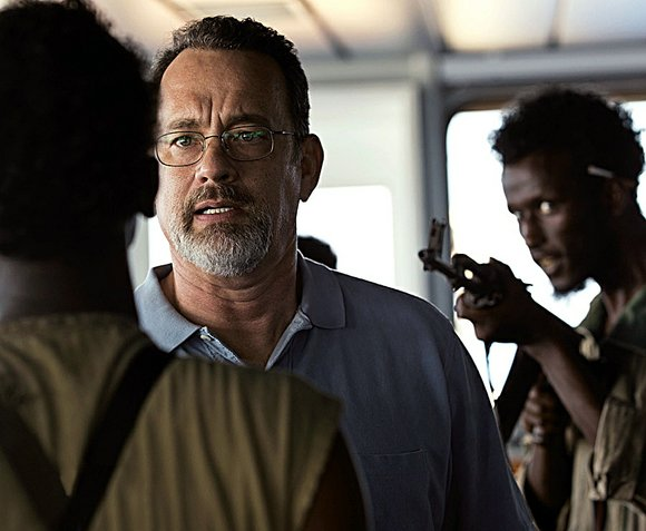 """""""Captain Phillips,"""" starring two-time Academy Award winner Tom Hanks in the title role, examines the 2009 hijacking of the Maersk ..."""