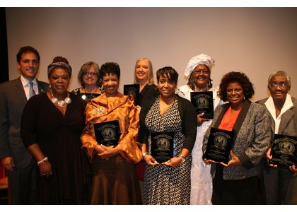 The Dr. Martin Luther King Jr. Committee hosted the 18th annual Fannie Lou Hamer Awards at St. Johns College in ...