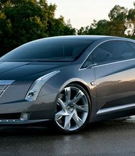 GM said Wednesday, August 17, 2011, that it will go forward with plans to build a production model an electric Cadillac luxury coupe. The Converj Concept, which was first presented at the 2009 Detroit Auto Show will be called the Cadillac ELR.