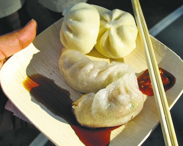 Tang's Natural NYC Annual Dumpling Festival