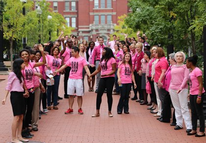 One in eight women will be diagnosed with breast cancer, and of those, 80 percent will have no idea of ...