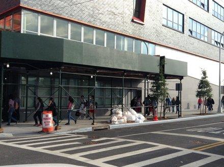 Center Boulevard School in Long Island City, Queens where Avonte Oquendo was last seen.