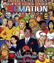 """Lou Scheimer, co-founder of Filmation, tells his story in the book """"Lou Scheimer: Creating the Filmation Generation."""""""