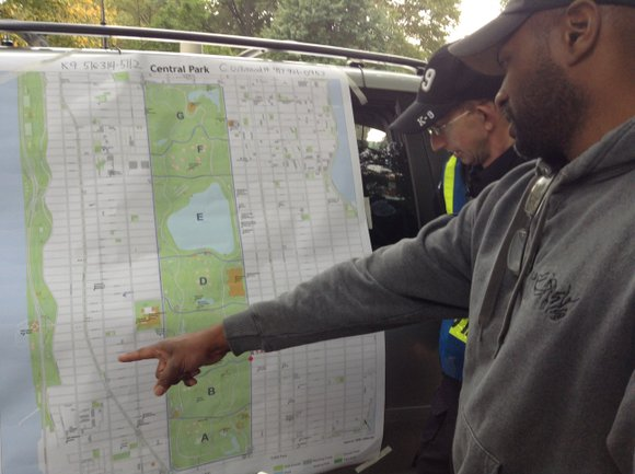 Police are investigating whether human remains found in the East River Thursday are those of Avonte Qquendo.