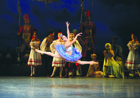 Misty Copeland is terribly excited about the upcoming fall season with American Ballet Theatre (ABT). Copeland will be returning from ...