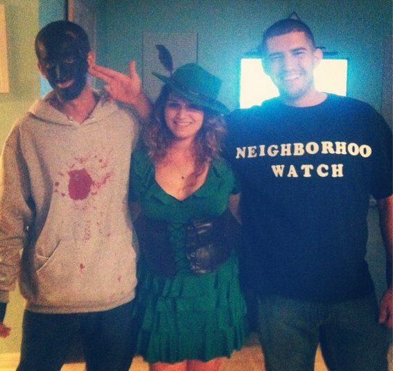 A pair of Florida men and their female friend are experiencing a backlash over their controversial Halloween costumes after a ...