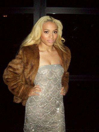 Singer Ladyy Cee