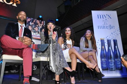 Cast of Love and Hip Hop answers questions