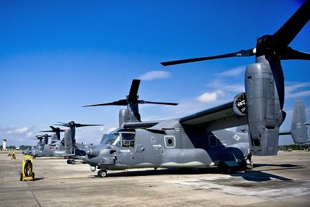 In a sign of a potentially expanded role for U.S. special forces in Africa, the Pentagon is considering sending V-22 ...