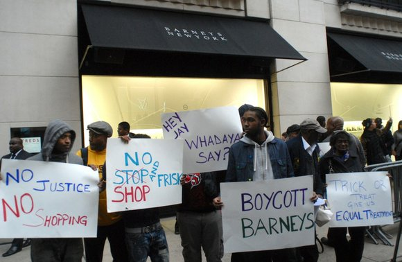 """The issue of """"shopping while Black"""" is back in the spotlight as allegations of Black shoppers at high-end retailers being ..."""