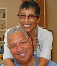 Bernard and Shirley Kinsey