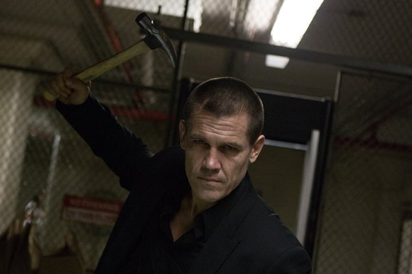 "Josh Brolin stars as Joe Doucette in Spike Lee's ""Oldboy."""