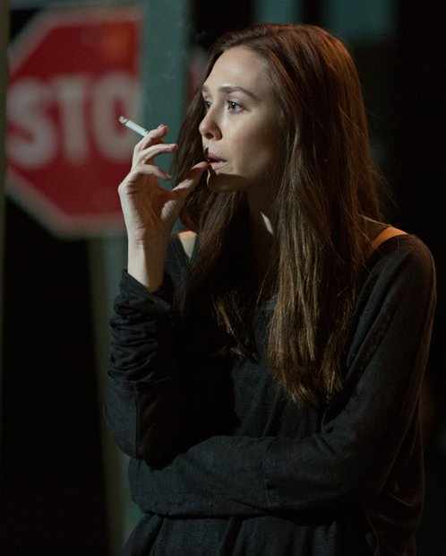 "Elizabeth Olsen stars as Marie in Spike Lee's ""Oldboy."""