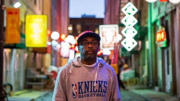 Director Spike Lee