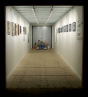 The House of Spoof Collective Exhibition Still