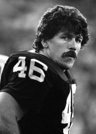 Todd Christensen, popular tight end with the Oakland and Los Angeles Raiders who helped the organization win Super Bowls in ...
