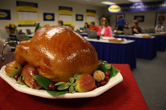 If it's mid-November, there must be some sort of panic-inducing announcement about the shortage of a Thanksgiving dinner staple.