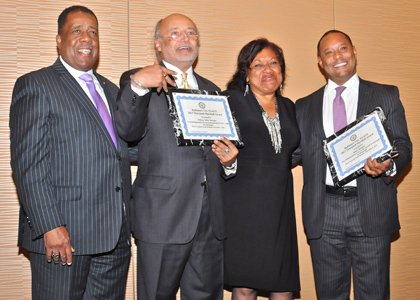 More than 500 people gathered at the downtown Baltimore Hilton on Thursday, November 7, 2013 for the Baltimore City NAACP ...