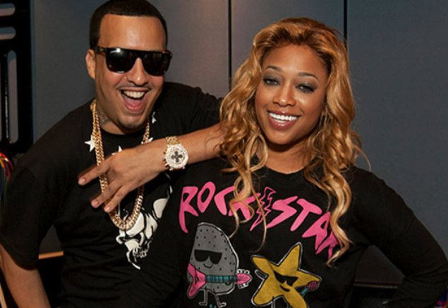 Miami Rapper Trina Denies Being Pregnant With French