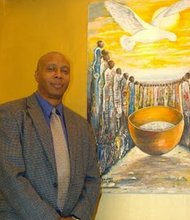 Downtown Cultural Arts Center CEO and founder Renny Bass.