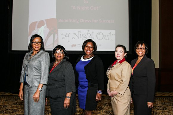 If you weren't at A Night Out Wednesday evening where hundreds Houston's most ambitious and trendy women gathered, then you ...