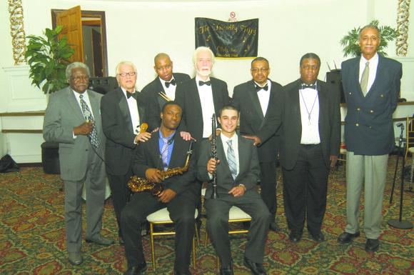 the Friendly 50 Clubs Inc. held their 53rd annual Harvey Davis Memorial Scholarship Dinner Dance