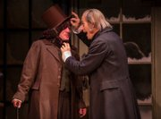 """A Christmas Carol,"" now in its 36th annual run, is a local holiday tradition."
