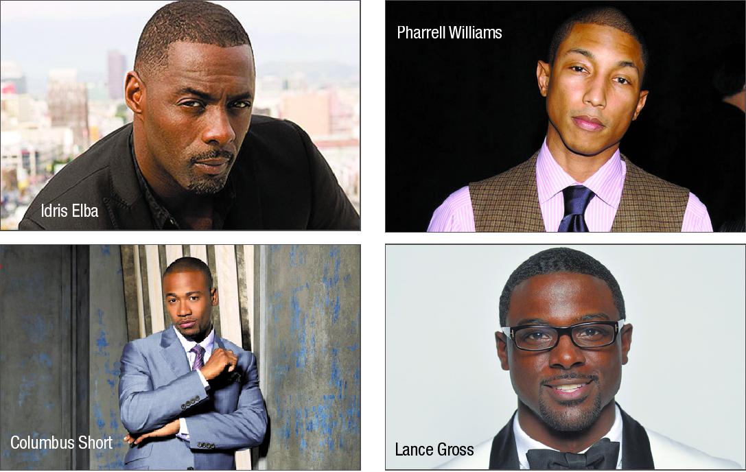 Pics men sexy black 10 Men