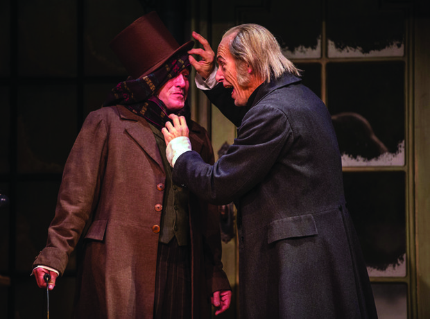 """""""A Christmas Carol,"""" now in its 36th annual run, is local holiday tradition for children and adults alike."""