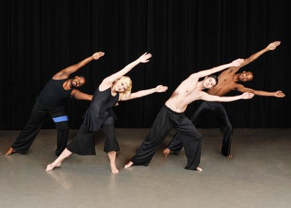 "The AACC Dance Company, celebrating its 25th anniversary, presents, ""Flying By the Seat of Our Pants,"" at 8 p.m. on ..."