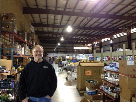Woodie Stiltner Jr. is the founder of the Joliet Hope Center.