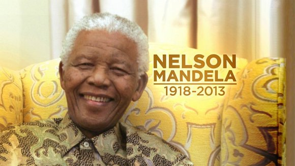 In honor of Nelson Mandela's legacy continue his legacy of peace, helping your man, and the fight for justice for ...