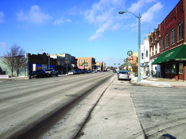 Lockport city officials are working with the Illinois Department of Transportation to make improvements to portions of State Street to make the downtown more pedestrian friendly.