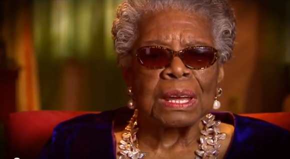 The celebrated author, poet and civil rights activist Maya Angelou died at 86.