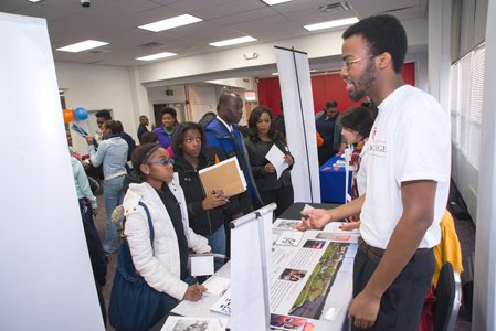 Baltimore City Community College (BCCC) held a Science, Technology, Engineering and Math (STEM) Community Day, Saturday, November 23, 2013 on ...