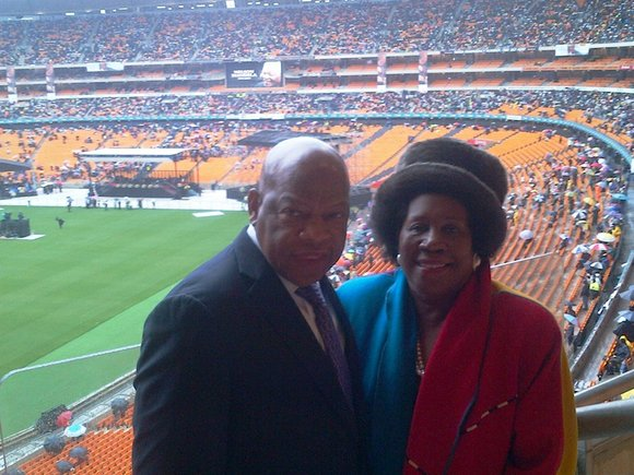 I recently returned back from South Africa after attending the emotional memorial service of one of the greatest persons in ...