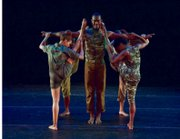 Alvin Ailey American Dance Theater in Nill T. Jones's D-Man in the Waters (Part 1)