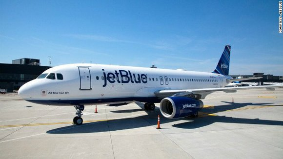 Flying JetBlue Airways? You might not be on Monday or Tuesday if your travel includes Boston Logan International Airport or ...