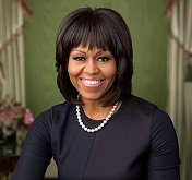Michelle Obama, First Lady of the United States of America