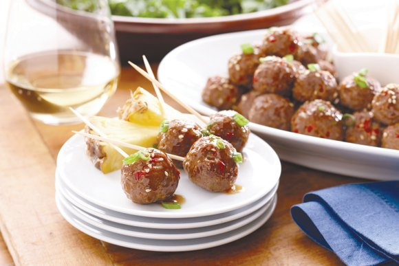 When hosting your next get together, share a great meal that offers a variety of foods that are both delicious ...