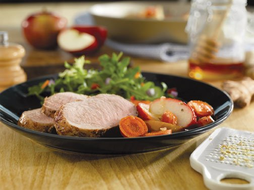 As new food and health trends appear across the country, pork makes the list as not only a delicious menu ...