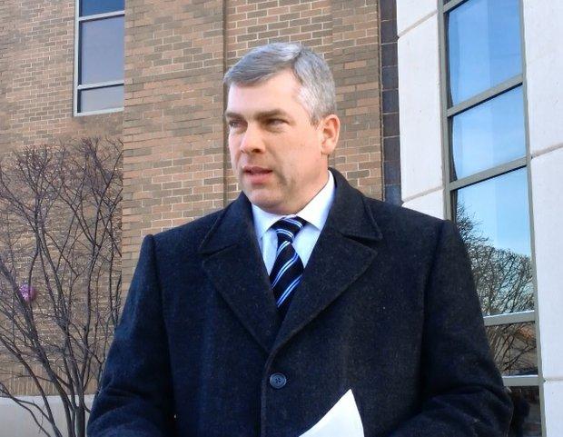 Joliet Mayor-elect Bob O'Dekirk