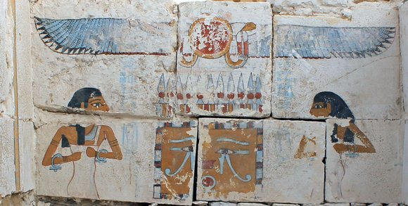 A newly found pharaoh's tomb in Egypt has historians scrambling to rewrite the chronicles of the ancient kings of the ...