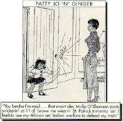 Patty Joe 'N' Ginger