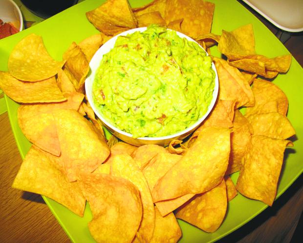 Essential guacamole