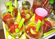 Super bowl bloody marys