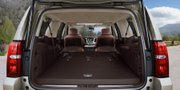 2015 Chevrolet-Suburban interior view