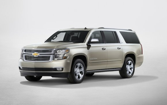 Chevrolet today introduced the 2015 Tahoe and Suburban – all-new versions of the industry's best-selling duo of full-size SUVs. They ...