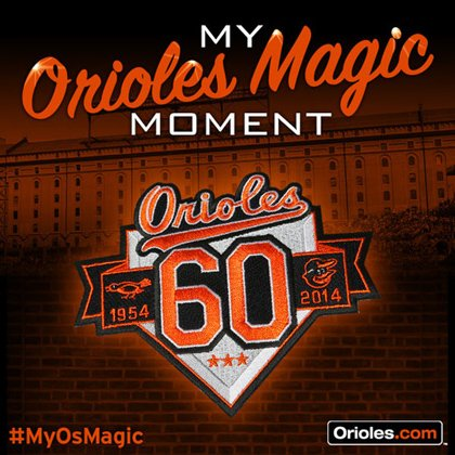 In celebration of their 60 years in Baltimore, the Orioles announced the launch of a 60th anniversary website: www.orioles.com/60. Featured ...